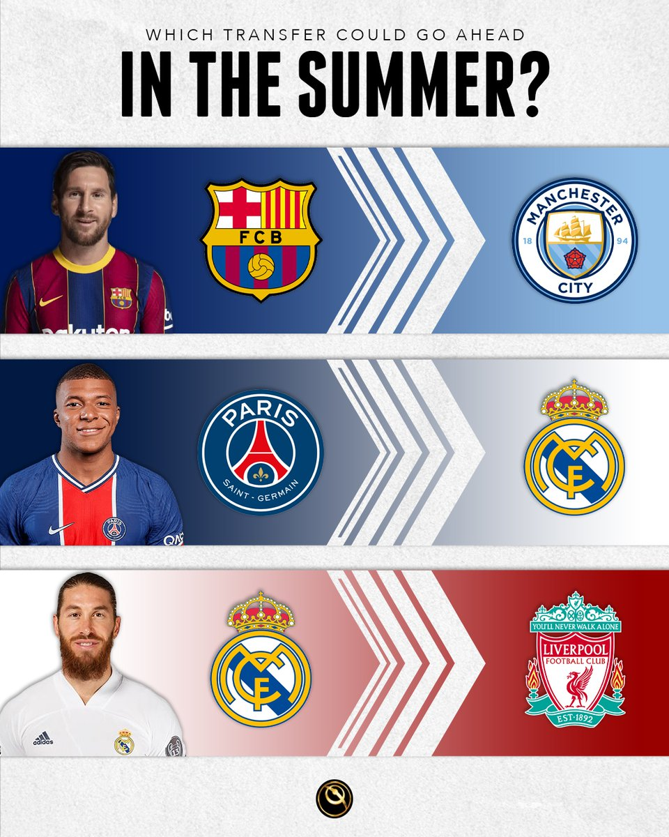 👀 Which transfer could go ahead in the summer transfer window?