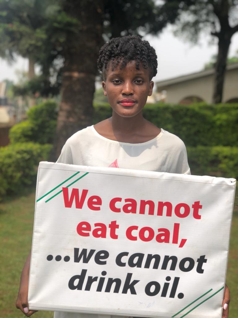 The Paris Agreementaims to keep temperatures below 1.5 degrees Celsius—but I want people to understand thata rise of 1.2 degrees Celsiusis already hell for me and other people living in Uganda and on the African continent. #schoolstrike4climate #FridaysForFuture