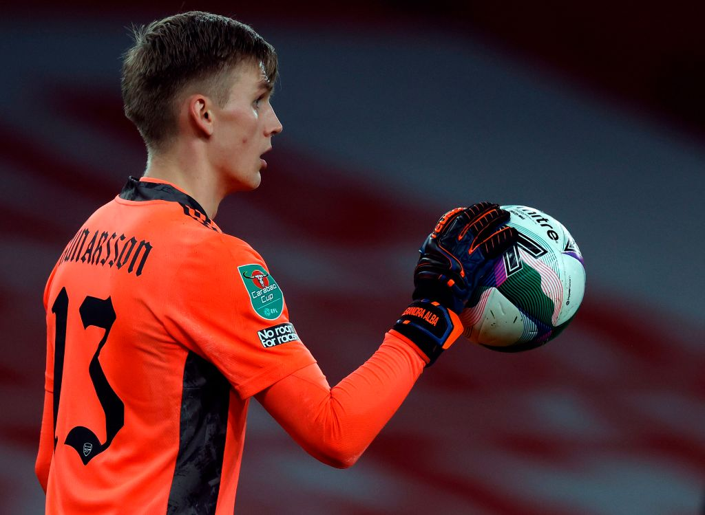 🤦♂️ Worst save success rate in Ligue 1 since 2018/19 (20+ apps)  🇮🇸 Runar Alex Runarsson - 57.8%  🤦♂️ Worst save success rate in the Premier League this season (10+ apps)  🇦🇺 Mat Ryan - 47.1%  📝 Arsenal have signed them both this season...