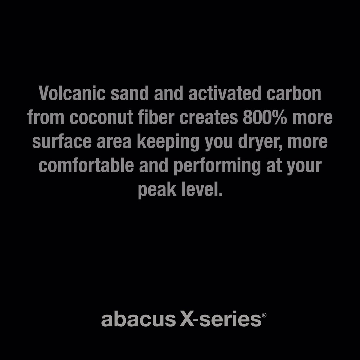 #abacussportswear #countonit #abacusxseries #thirtysevenfive #thirtysevenfivetechnology #extremeperformance #performancebeyondyourexpectations #sportswear #technicalclothing