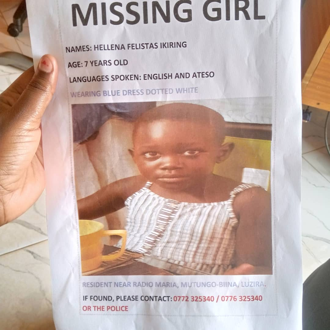 Replying to @HoimaBouy: If u see this kindly Rtwt. This girl went missing!🙏