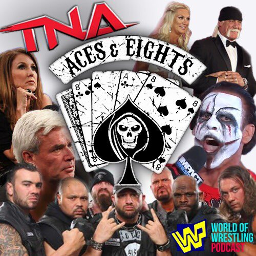 092: TNA Genesis 2013  Check your pod feeds  Part 1 of 10 - Aces & Eights  The first part of our look at the story of Aces & Eights  Spotify:   Apple Podcasts:   SoundCloud:   #WWE #AEW #TNA #NXT #Wrestling
