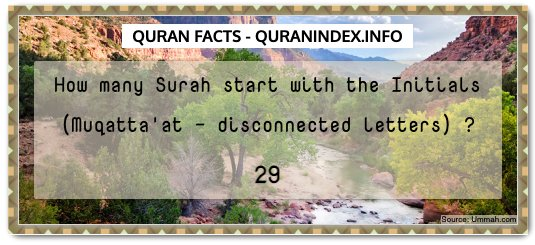Discover Amazing, Interesting and Beautiful Numerical Quran #Quotes and #Facts @  [40] #Quran #Islam
