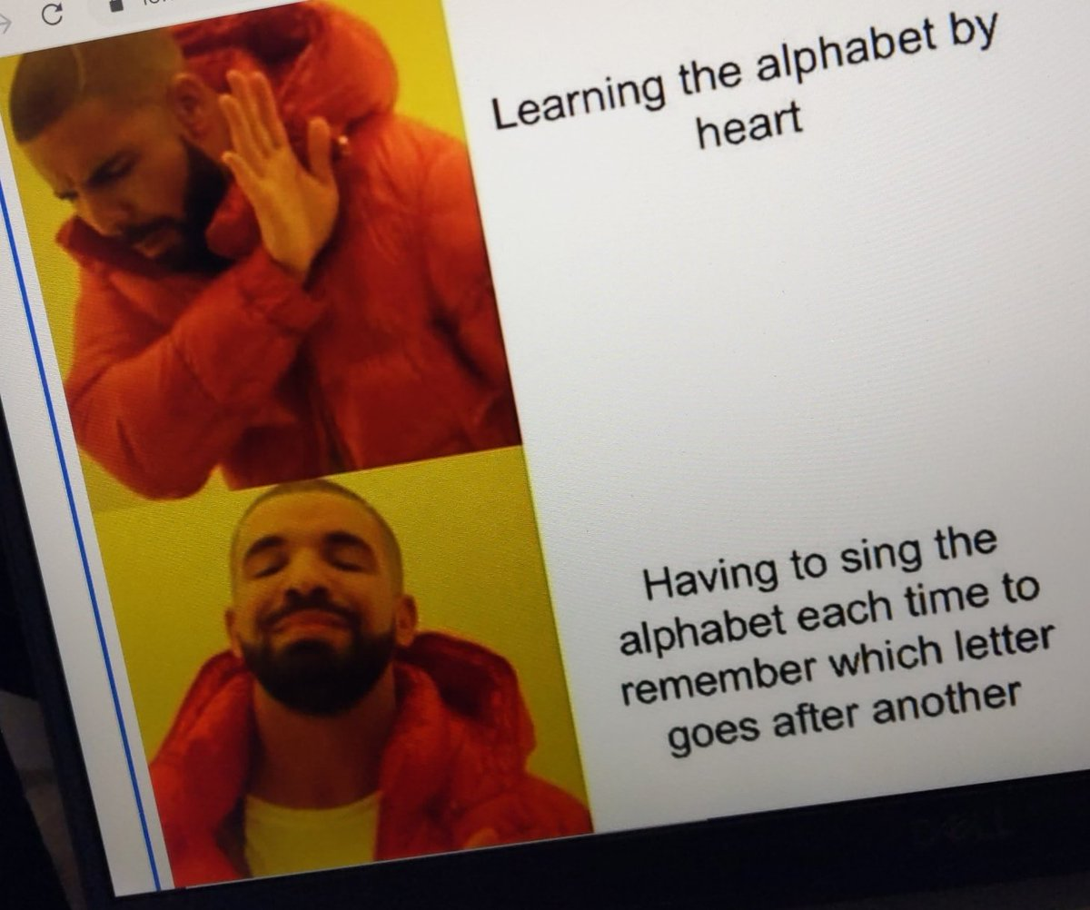 Number 2 #drake #meme #elt #students #remoteteaching #remotelearning