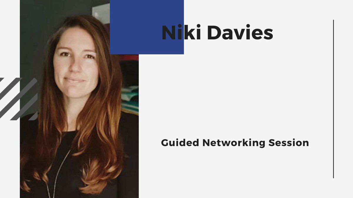 Hands up if you like a spot of networking.  ✋✋✋✋✋✋✋✋  You're in luck! This months Tech Connect event on the 28th features a guided networking session from @NikiNom to help you connect with #Cornwall's Tech community.  Get your ticket today.