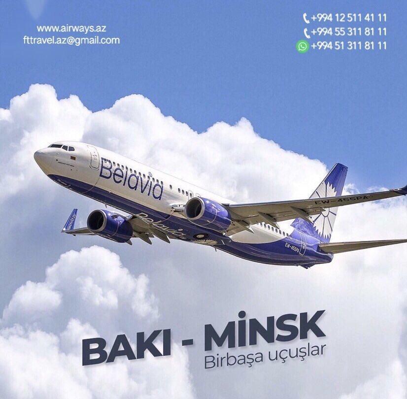 Ətraflı məlumat və aviabilet sifarişi üçün: ☎ +994 12 511 41 11 📱 +994 55 311 81 11 📱 +994 51 311 81 11 ✉ fttravel.az@gmail.com  #fttravel #aeroflot #ucuzbilet #aviabilet #azal #turkishairlines #travel #baku #turkey #ticket #russia #moscow #istanbul #azerbaijan #europe #tours