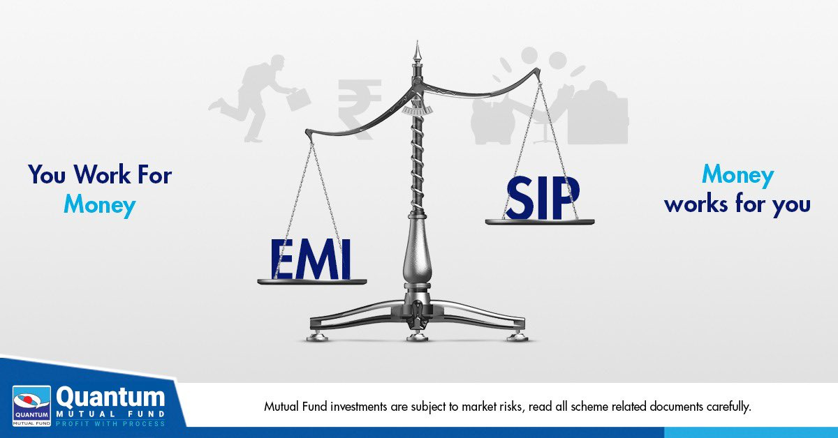 It's time to change the dynamics of 2021 and let your money work hard by investing in SIP starting with just Rs 500/-   #emi #sip #sipinvestments #mutualfunds #longterminvesting #longtermgoals #mutualfunds #mutualfundsindia #investing #investment https://t.co/tJ5N1xlDJZ