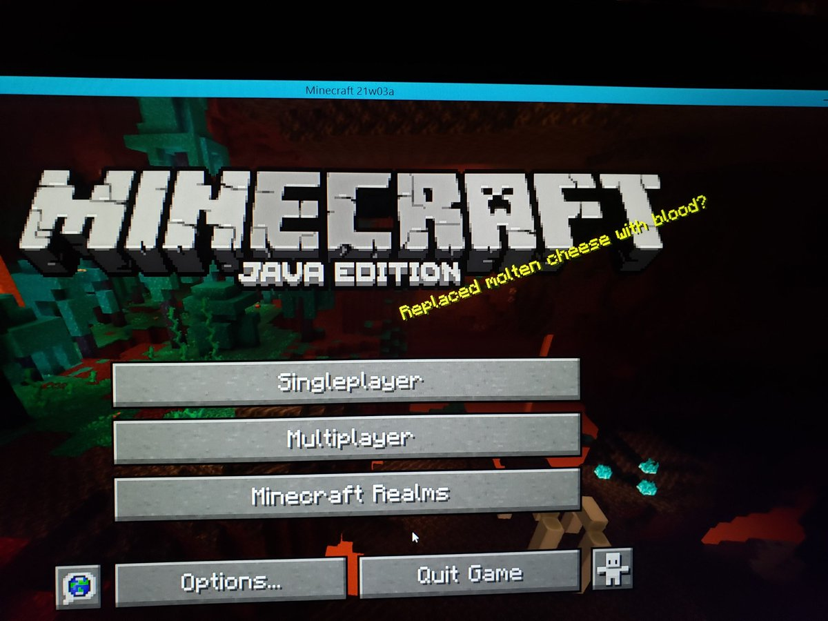 @Minecraft it's #waytooearly in the morning for this...