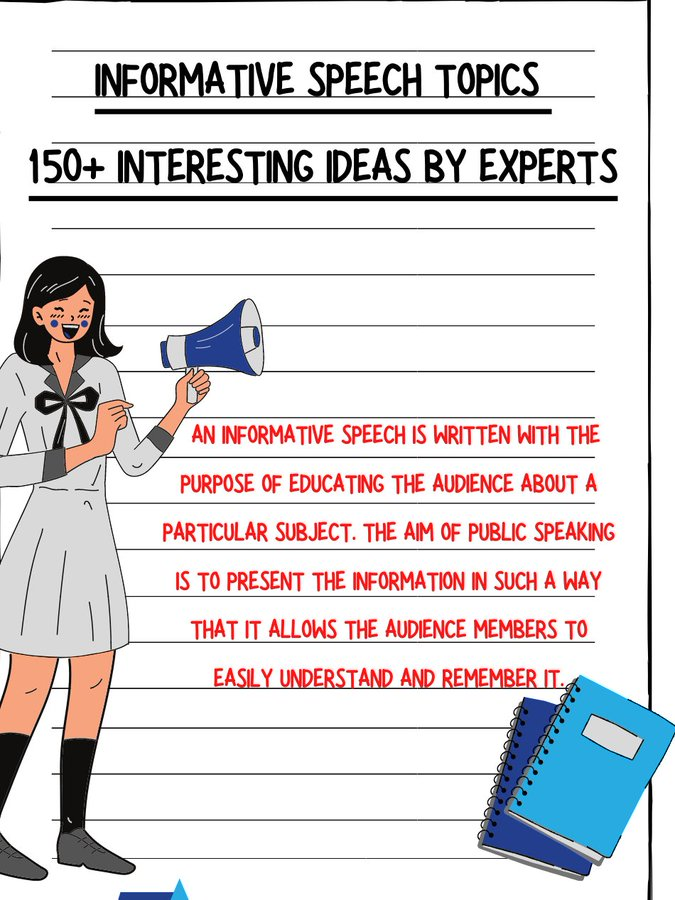 Common Types of Informative Speeches  \Writing a speech may seem like an easy job, but it really isn't. And if you are reading this then you have just figured it. #ImpeachBidenNow #FridayThoughts #fridaymorning #Verzuz