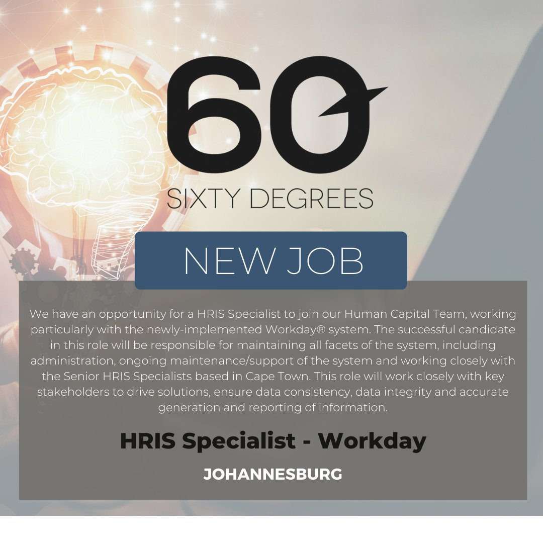 test Twitter Media - New #JobAlert - HRIS Specialist - Workday in JHB  For more information & to apply, please click on the link below;  https://t.co/uhNbiivsog  #workday #HRIS #nowhiring https://t.co/klpFYT8CVW