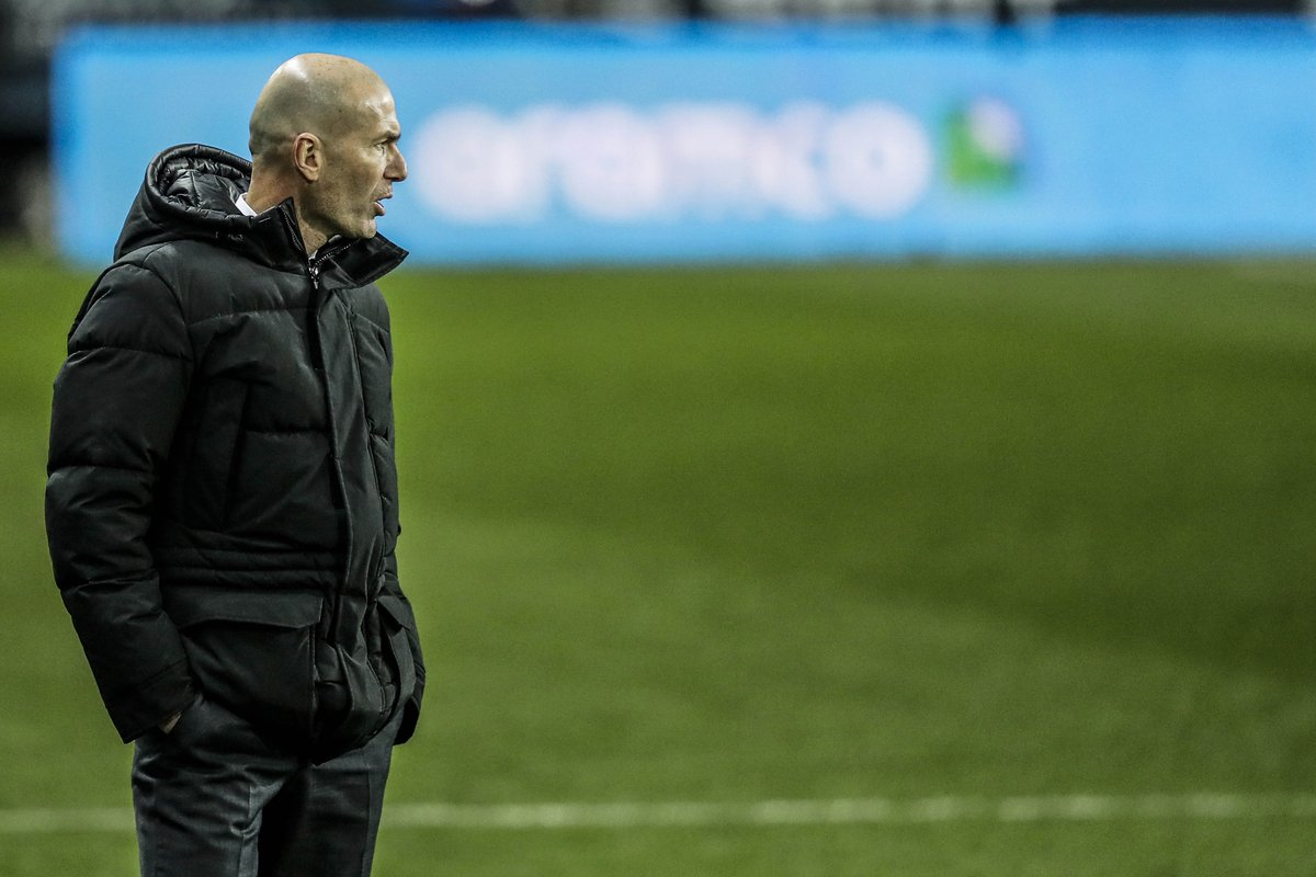 Real Madrid finished choosing a coach to replace Zidane