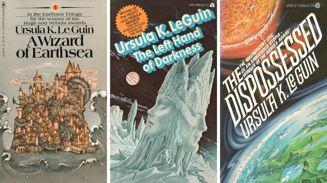 Replying to @WomenRead: On the third anniversary of her death, what is your favourite Ursula Le Guin novel? #ReadMoreWomen
