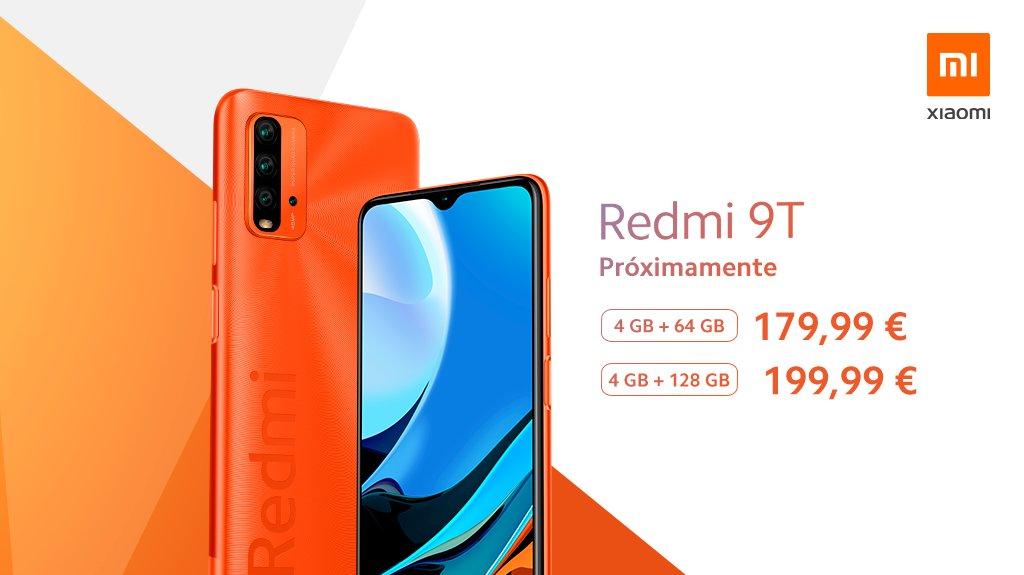 Redmi 9T Precios
