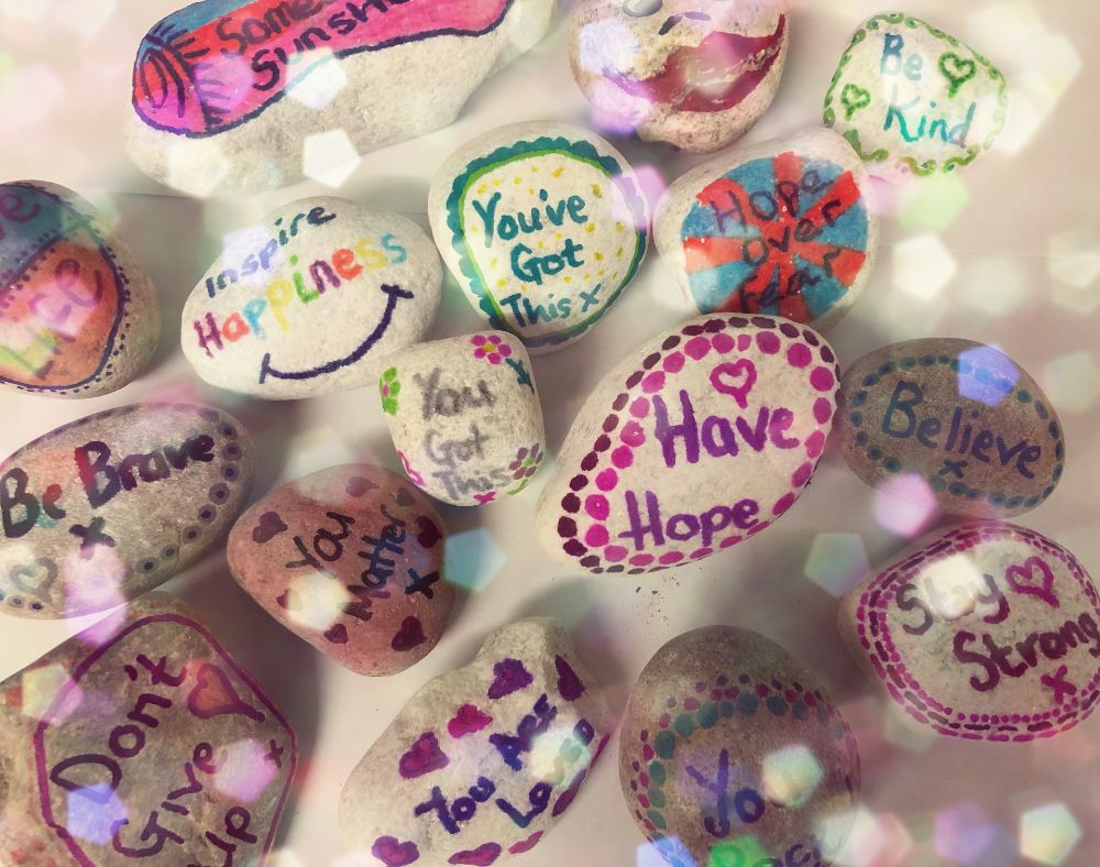 HUGE thank you to all our local businesses & organisations for continuing to look after our community of Leigh  We are creating some more kindness rocks - nominate any local business / organisations that you think we should create one for & why  #kindness #thankyou #leigh