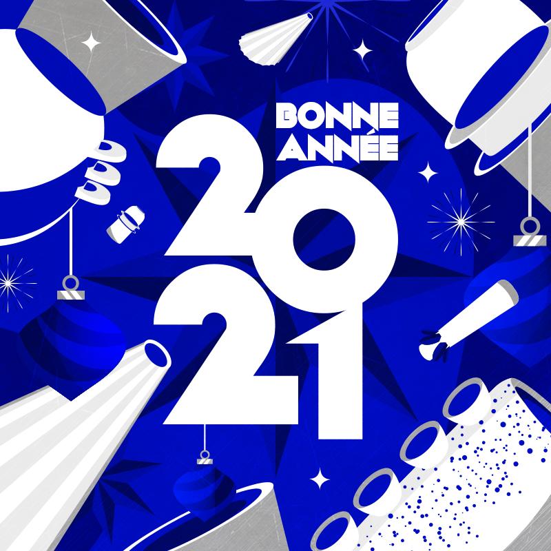 Toute l'équipe de NOU DESIGN vous souhaite du fond du coeur une belle et bonne année 2021 ! We wish you a beautiful 2021 ! #bonneannee2021 #HappyNewYear2021 #meilleursvoeux  #lifestyle #design #designer #madeinFrance #boutique #decoration #paris #eShop