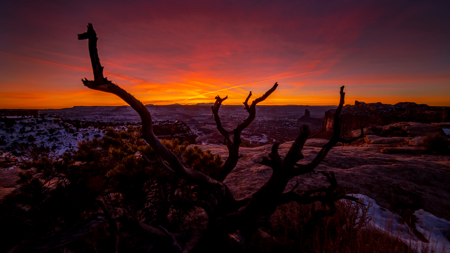 The sunsets in CanyonLands National park can be pretty amazing.  https://t.co/Nqlq6RJa2j  #sunset #nationalparks #np #nikon #landscape #landscapephotography #travel #utah #moab https://t.co/U1y0w2srLU