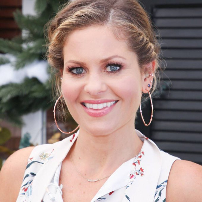 Candace Cameron Bure responds to fans upset over who she follows: I follow left and right Photo