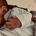 Image for the Tweet beginning: Wawaweewa, it's a boy 🥰.
