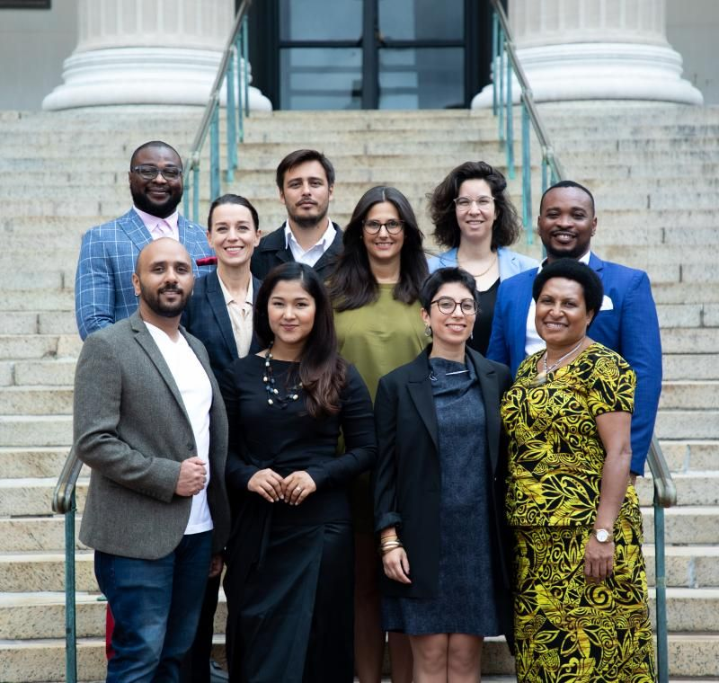 Check this Scholars Program at Columbia University (USA) that is a one-year #training program for leaders who have demonstrated a commitment to finding solutions to challenges in their communities or countries.  More>>