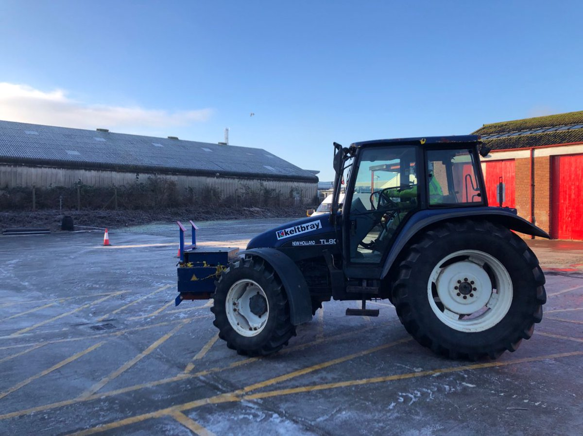 #NPORS is more than just plant machinery! But don't take it from us...  Contour Training completing the NPORS Agricultural Tractor with their @NewHollandAG  #nporsaccredited #training #health #safety #tractor #agricultural #industry #plant #construction