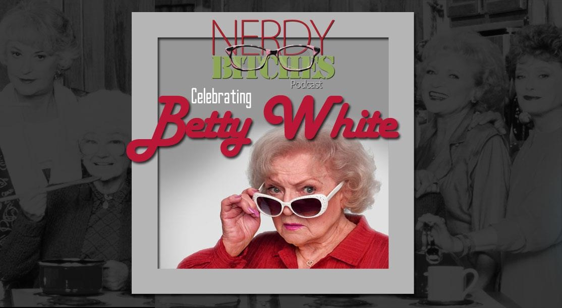 Episode 188 - Celebrating Betty White 🎈 Heather and Liz sit down to talk about the LITERAL GOAT of the television universe - Betty White, on the occasion of her 99th birthday!    Network: @ageofradio   #ladypodsquad #castaways #podernfamily