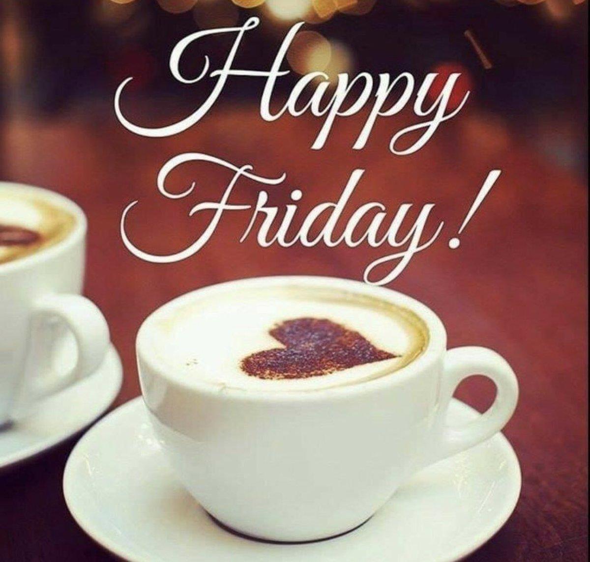 #Friday coffee tastes best! ☕️❤️😘 #Fridayvibes #Fridaymorning #Fridaycoffee