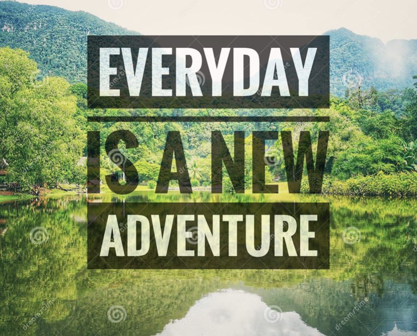 It's FriYAY! What new adventure will you experience today and this weekend? #fridaymorning #FridayFeeling