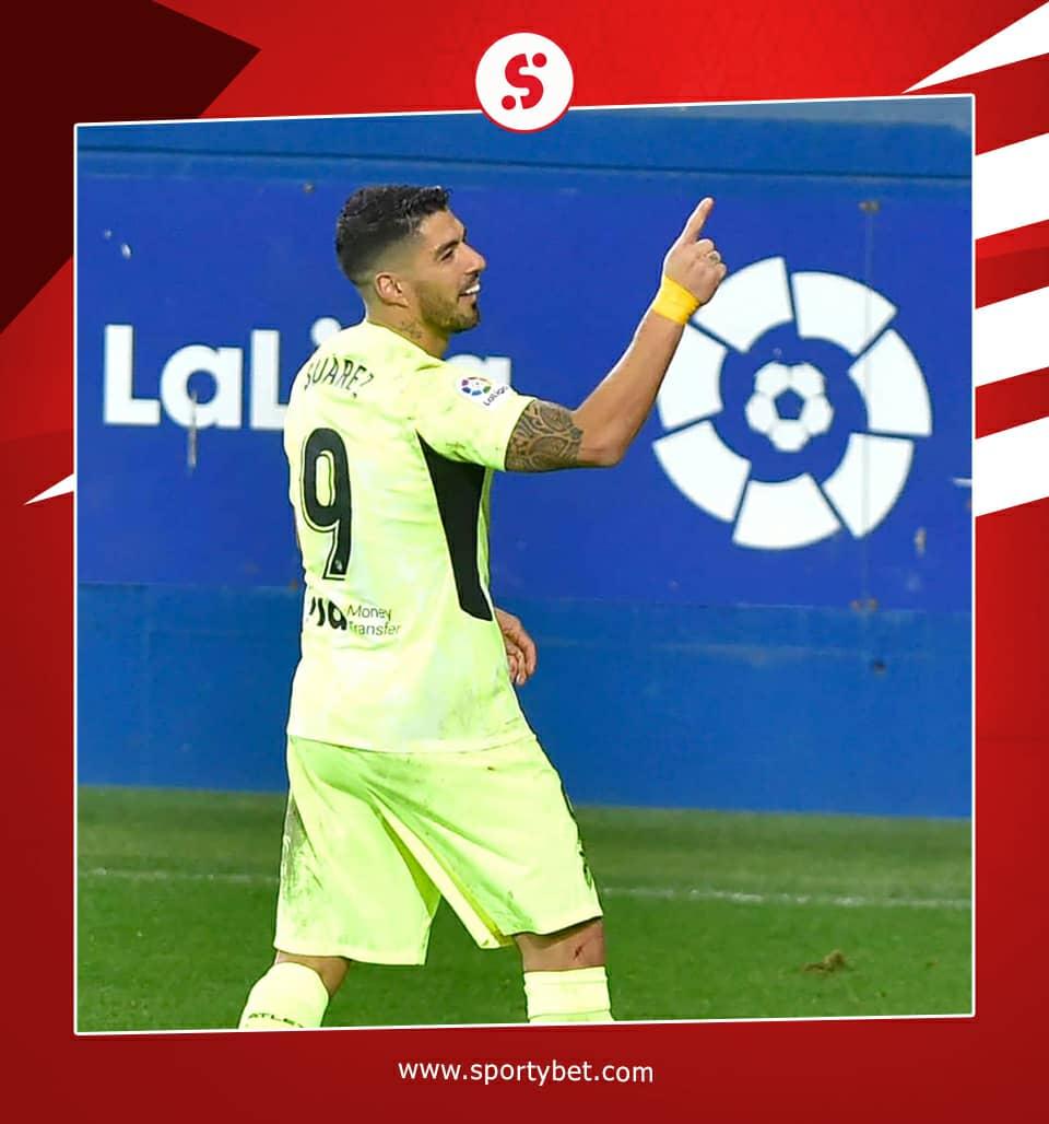 Luis Suarez has won..  2️⃣ European Golden Boot 1️⃣ Premier League Golden Boot 1️⃣ Eredivisie Golden Boot 1️⃣ Pichichi  Suarez has scored..  4️⃣1️⃣4️⃣ Club Career Goals 6️⃣3️⃣ International Career Goals  Prolific! #FridayThoughts #GetSporty #BetSporty