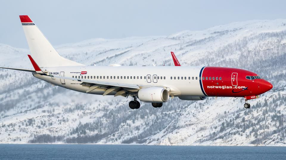Here's how Norway's government plans to help Norwegian Air: