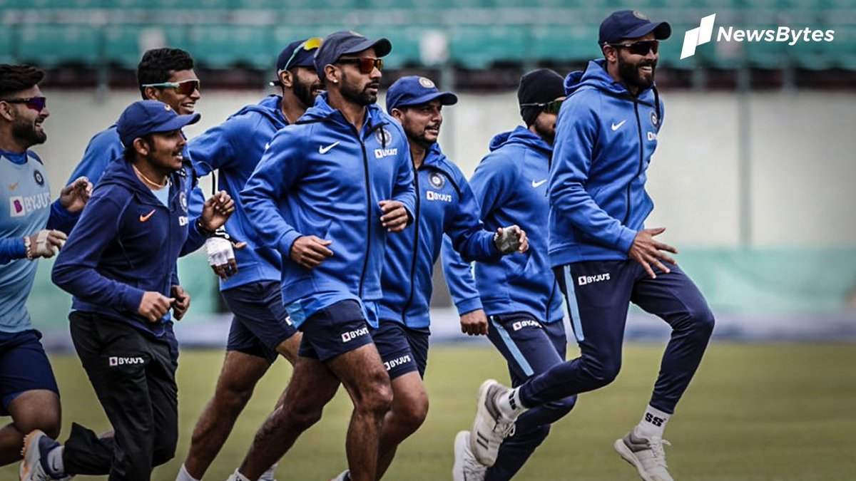 #BCCI has introduced mandatory 2-km time trials to measure speed and endurance levels in its training programme for Indian players