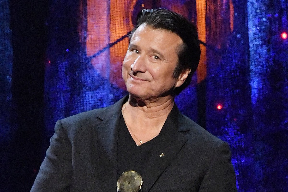 The height of his career was when he was with @JourneyOfficial from #1977 thru #1998 with a teensie break inbetween. He's known as #thevoice was inducted into the @rockhall in 2017. Thank you for showing us what music truly is about. #happybirthday @StevePerryMusic.
