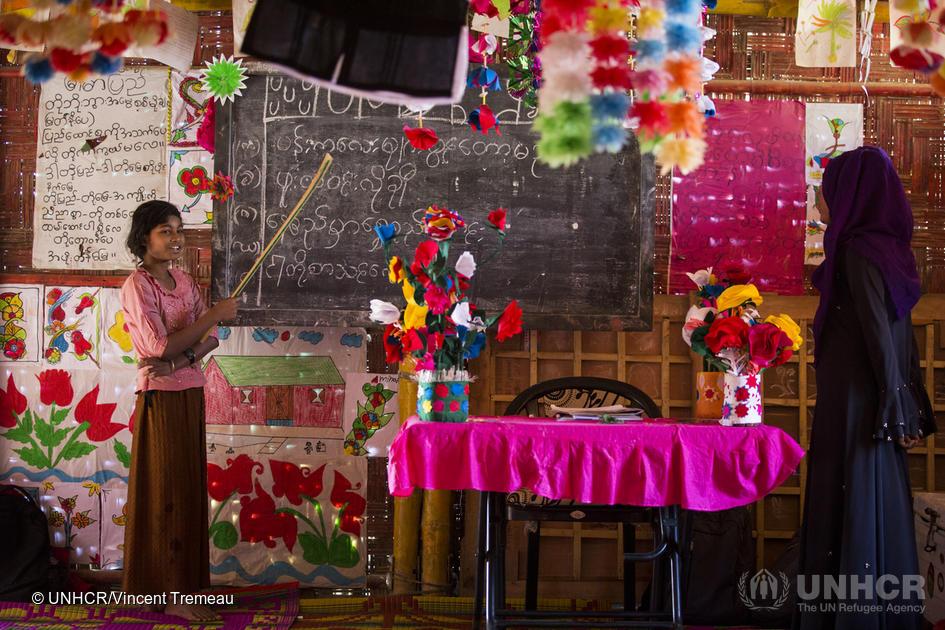 🇧🇩 À Kutupalong, le camp de réfugiés le plus peuplé au monde, un