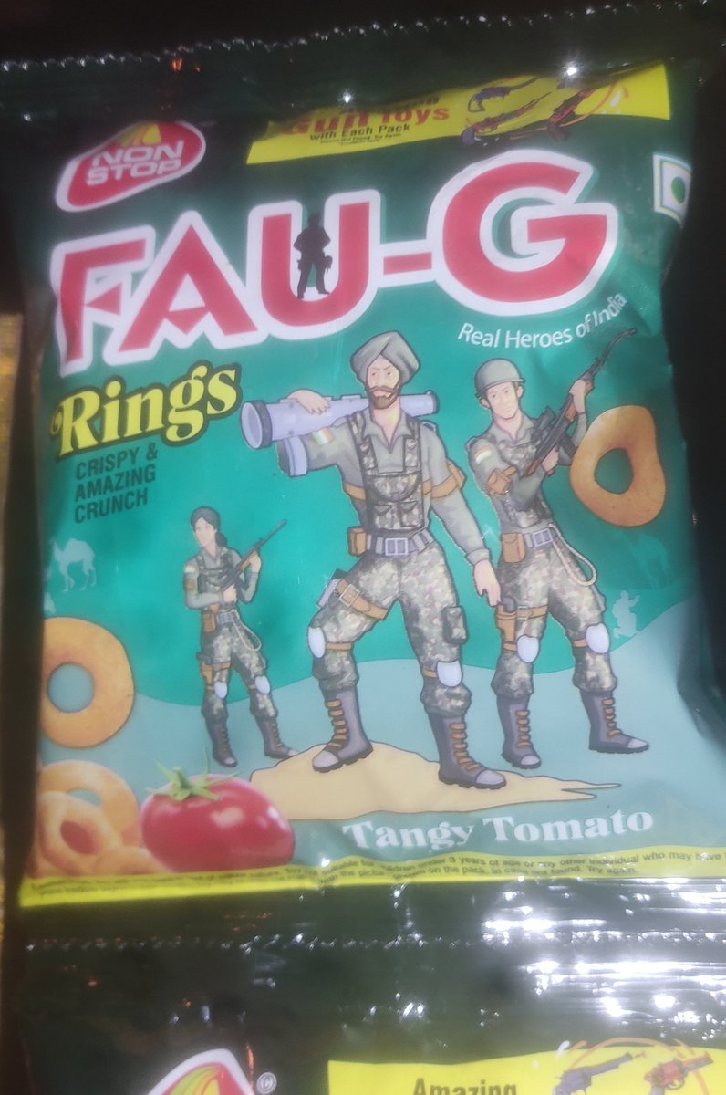 B4 game launch letsy eat first 😂😁 #FAUG