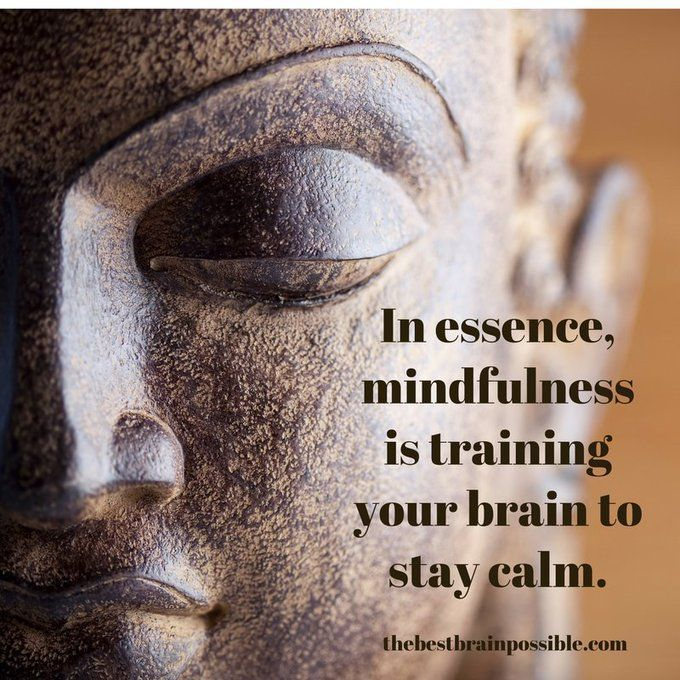 Science has proven that a steady practice of #mindfulness causes beneficial physical changes in the #brain.  How Mindfulness Changes Your Brain   #anxiety #stress #meditation #mentalhealth #meditation #mindful #Fridaymorning #Fridaythoughts #Fridayfeeling