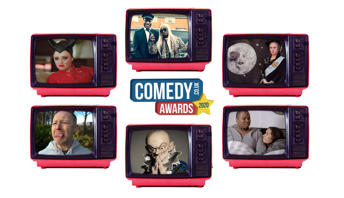 The Emily Atack Show, Famalam, Horrible Histories, Limmy's Homemade Show, Spitting Image and The Stand Up Sketch Show are up for Best TV Sketch Show 2020. Vote: