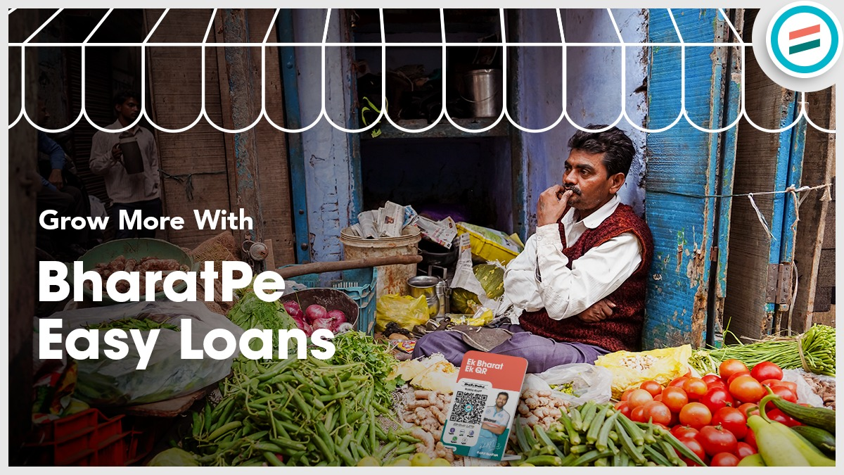 Stop postponing your growth plans. Get BharatPe easy loan for your business growth.  Download Now -->   #EasyLoans #BharatLoan #nocollateral #UPI #BusinessGrowth #Business #businessexpenses #easyloan #quickloans