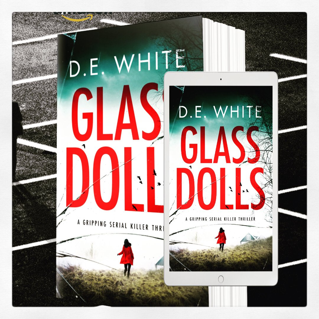 Just seen the #audiobook cover for #GlassDolls ❤️🤗 So lucky to be working with the most amazing people & can't wait to share the audiobooks with you!❤️ @PodiumAudio @JoffeBooks @lblaUK