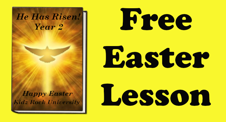 It's our gift to you this Easter! #Easter2021 #curriculum #christian #BibleCurriculum #God #Jesus #saved #churches #BornAgain #faith #teachers #homeschool #kidmin #retweet #church #Easter #HappyEaster #HeHasRisen #Free Here's where to get it: