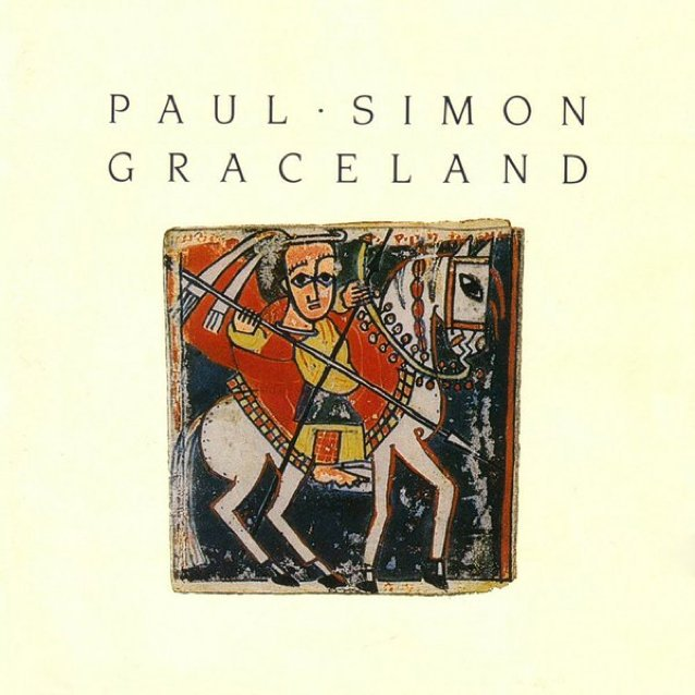 """#OTD Jan25,1987 #PaulSimon went back to #1 for another 3wks on the UK album chart with """"Graceland"""" For a total of 8wks at #1, 38 in the Top10 and stayed on the chart for a total of 162wks https://t.co/M84ZTcfCpr"""