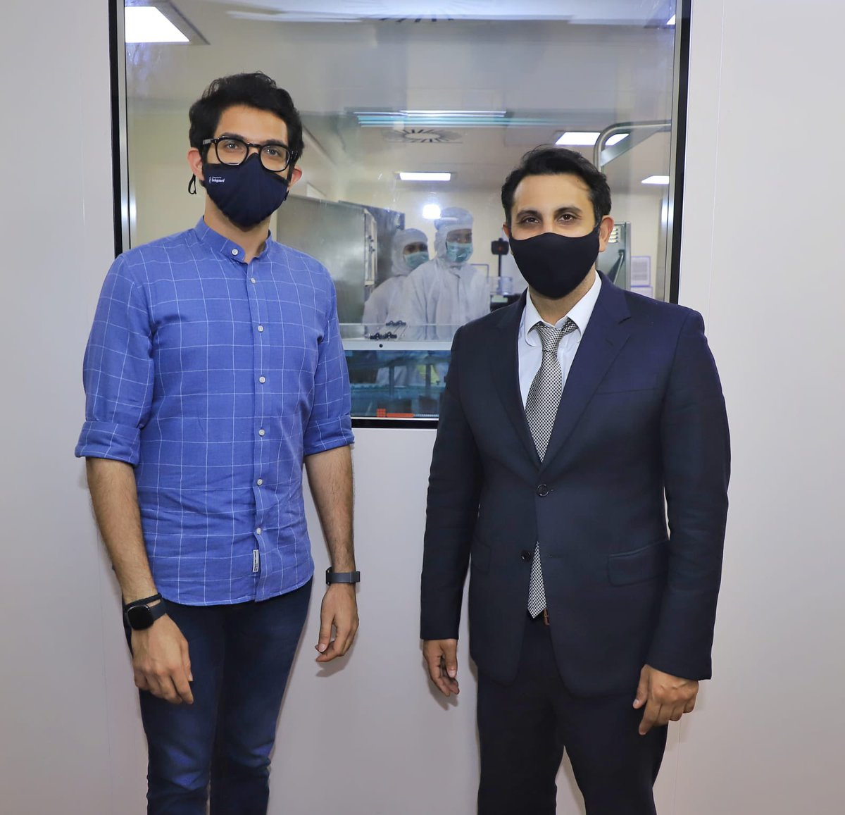 Even apart from just Covishield, the @SerumInstIndia and the Poonawala family are something we as Indians should be proud of. The scale of their contribution to the global medical world is tremendous.
