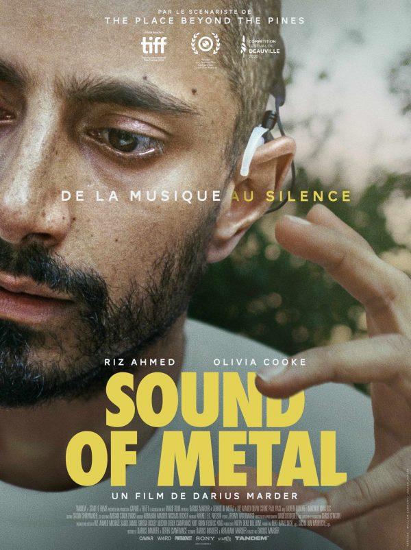 """Entretien avec Riz Ahmed et l'équipe de """"Sound of Metal"""""""