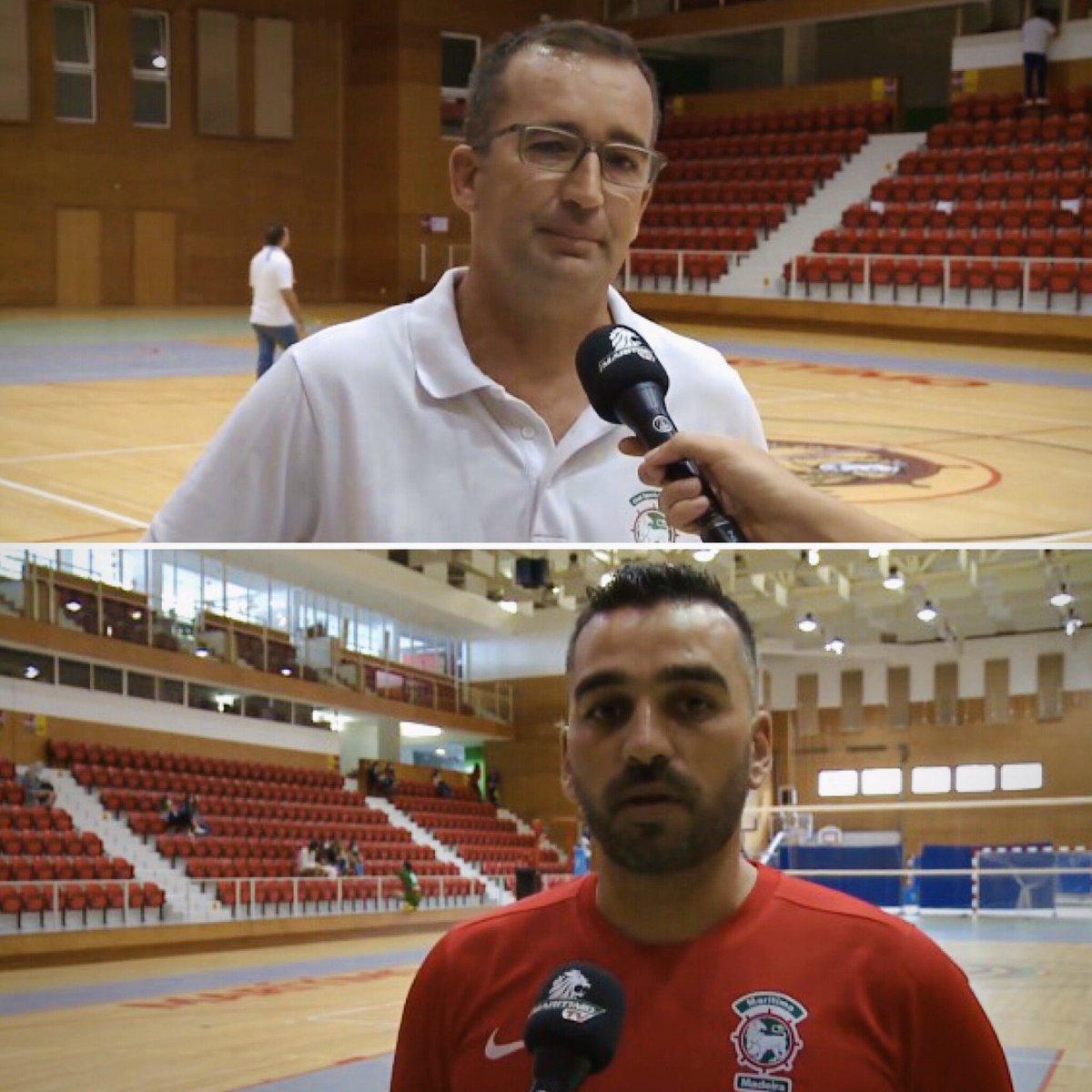 Andebol e Voleibol são o tema do «Marítimo na TSF» desta sexta-feira 🗓  Acompanha a emissão a partir das 13h00 em: 📻 100.0 FM  #CSMaritimo #MaritimonaTSF https://t.co/oB01w1hU6q