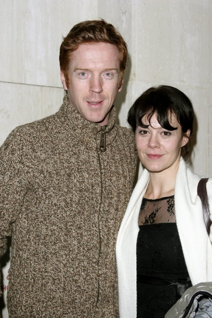 Flashback Friday to Damian Lewis and Helen McCrory at the 2006 Josephine Hart Poetry Hour, here:  #DamianLewis #FlashbackFriday #fbf #HelenMcCrory