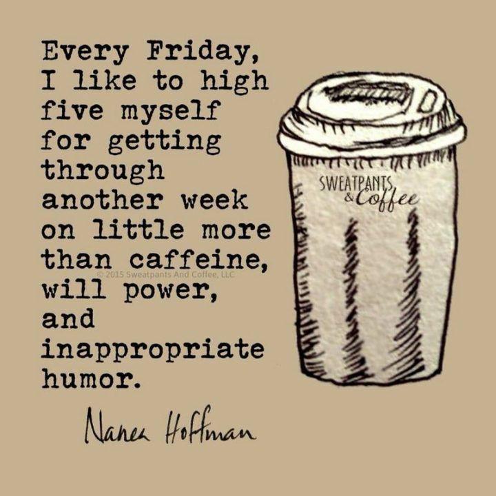 #FridayThoughts