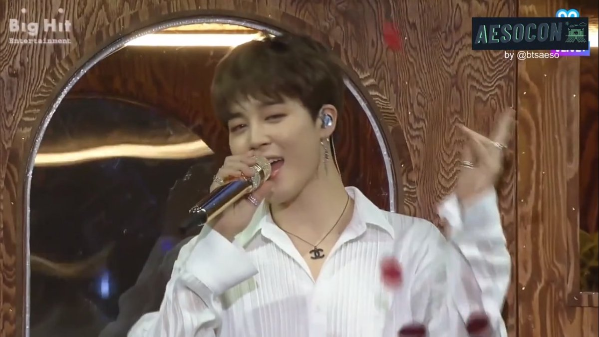 I FREAKING CAN'T GET OVER JIMIN #AESOCON
