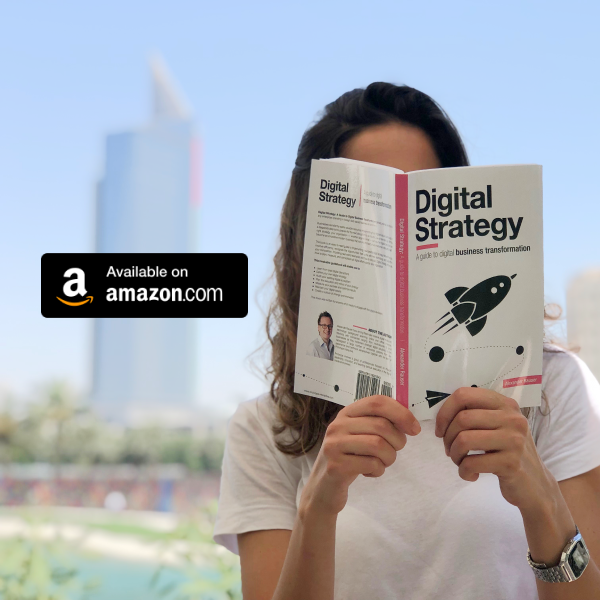 "Looking for a good book to kick off a year of reading? Head to Amazon and order ""Digital Strategy: A Guide to Business Transformation""  https://t.co/aat25rYCbD #digitaltransformation #digitalstrategy https://t.co/hkQiMz0s08"