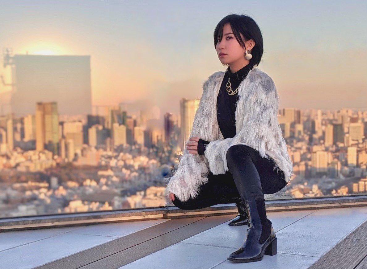 渋谷ポートレート🏙  #INSPRDIA #インスプラディア#SHIBUYASKY #渋谷SKY #shibuyascramblesquare #shibuya #渋谷スクランブル #屋上 #46階 #めっちゃ #寒かった https://t.co/ApbuVxUE1g