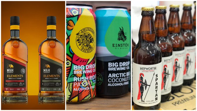 Israel's 'first whisky' lands in UK, Big Drop unveils Nordic brews, Beavertown launches High Priestess Photo