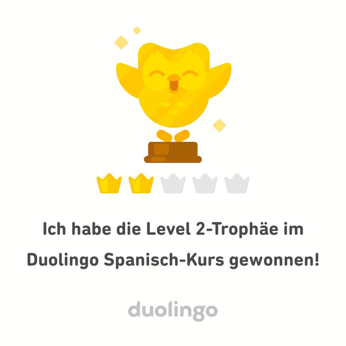 #LEX #learning #betterthanyesterday Lerne kostenlos eine Sprache mit mir! Duolingo macht Spaß und ist wissenschaftlich fundiert. Hier ist mein Einladungslink: https://t.co/pzr2nGe7FD https://t.co/9dUaboz2JB