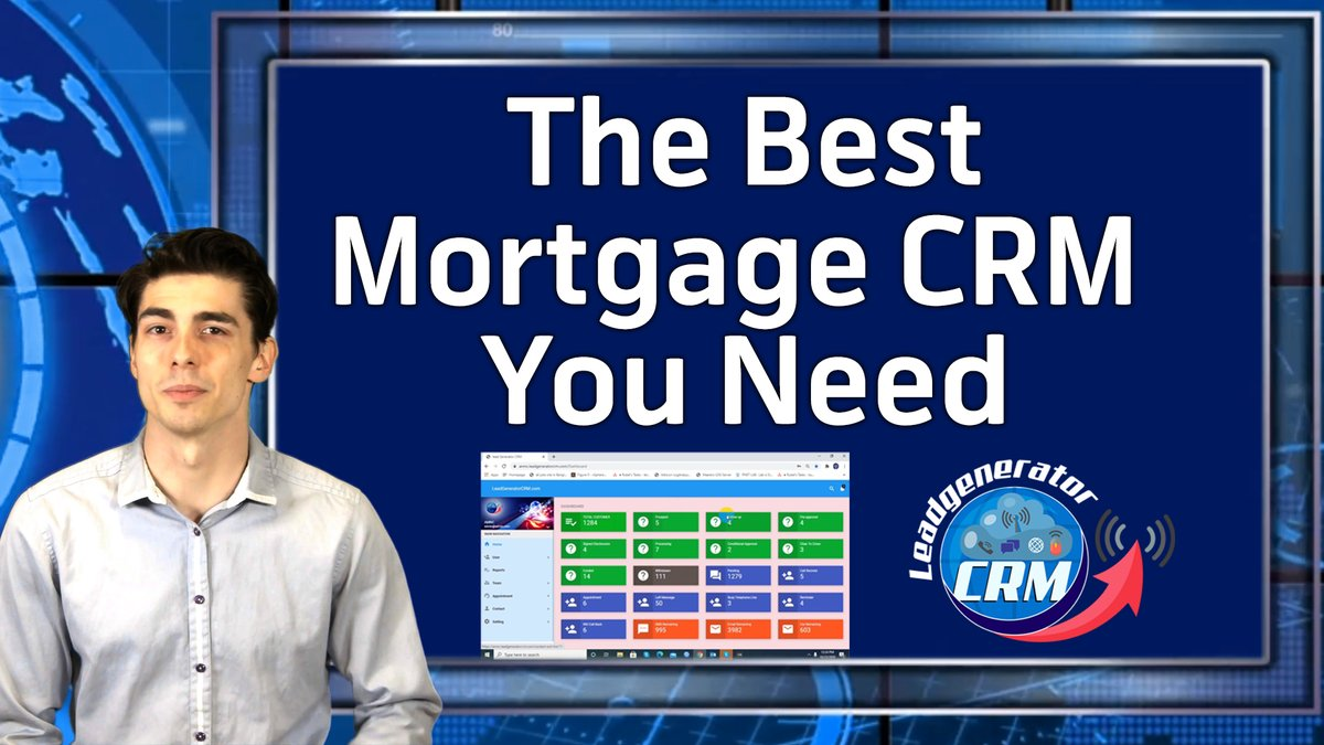 The Best Mortgage CRM You Need | Automate The Leads - Lead Generator CRM Click & Visit Now:   #ImpeachBidenNow #fridaymorning #sabrina #Shaq #FridayThoughts #Ashanti #FlashbackFriday #FridayVibes #Neji #FinallyFriday #SenatorDuckworth